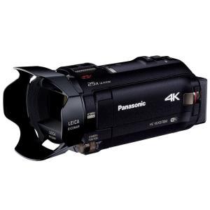 HCWX970MK パナソニック 4K/30p対応 デジタル4K ビデオカメラ ブラック HCWX970MK mnet