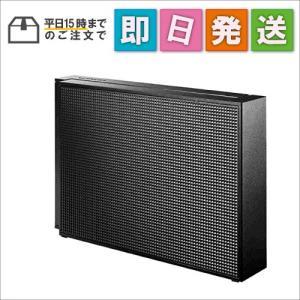 HDCZUT3K アイ・オー・データ機器 USB3.0/2.0対応 外付ハードディスク 3TB ブラック HDCZ-UT3K|mnet