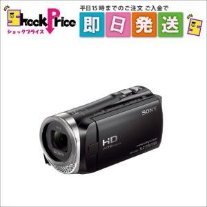 HDRCX485BC ソニー ビデオカメラ ブラック 32GB Handycam HDR-CX485 BC mnet