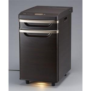 HRD282BR ツインバード ベッドサイド冷蔵庫 ブラウン HRD282BR|mnet