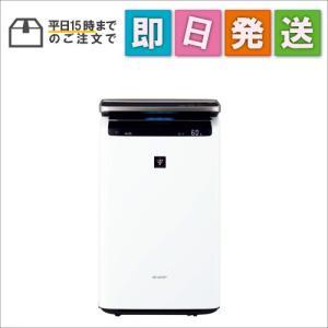 KIHP100W SHARP プラズマクラスターNEXT(50000)搭載 加湿空気清浄機 ホワイト KI-HP100-W|mnet