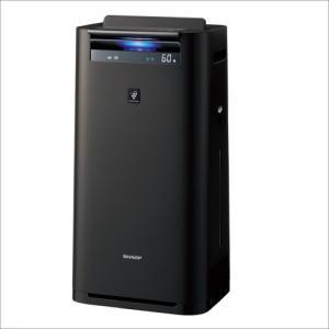 KIHS70H シャープ プラズマクラスター25000搭載 加湿空気清浄機 PM2.5モニター付 グレー KI-HS70-H|mnet