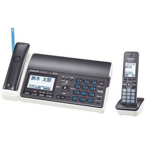 KXPD552DLH パナソニック おたっくす 薄型デザインを採用 親機コードレスファクス 子機1台 KXPD552DLH|mnet