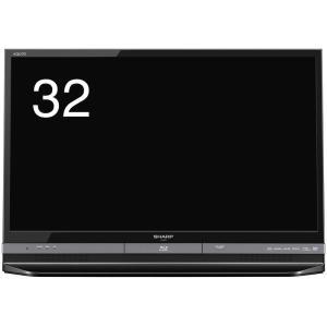 LC32DR9B シャープ AQUOS 500GBHDD内蔵 32V型液晶テレビ ブラック系 LC32DR9B★|mnet