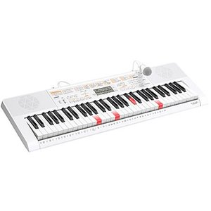 LK118 カシオ 光ナビで楽しく弾ける  光ナビゲーションキーボード LK-118|mnet
