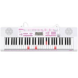 LK121 カシオ 電子キーボード 61標準鍵 光ナビゲーションキーボード LK-121|mnet