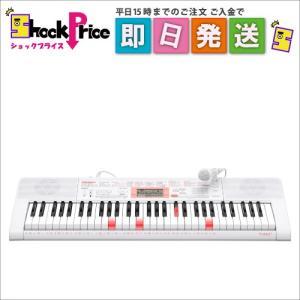 LK123 カシオ 電子キーボード61標準鍵 光ナビゲーションキーボード LK-123|mnet