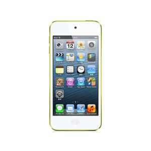 MD715JA Apple iPod touch 64GB イエロー <第5世代> MD715J/A|mnet