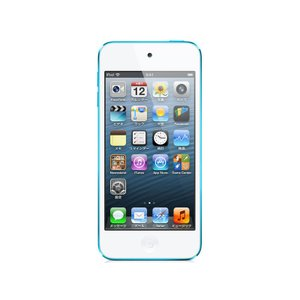 MD718J/A Apple iPod touch 64GB ブルー <第5世代> MD718J/A|mnet