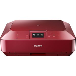 Canon A4インクジェット複合機 PIXUS MG7130 RD 6色|mnet