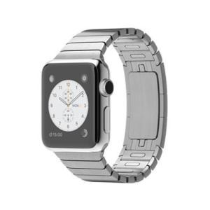 MJ3E2JA APPLE Apple Watch 38mm ステンレススチールリンクブレスレット MJ3E2J/A|mnet
