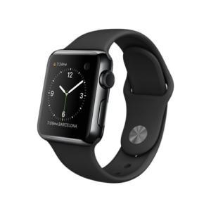 MLCK2JA APPLE Apple Watch 38mm ブラックスポーツバンド MLCK2J/A|mnet