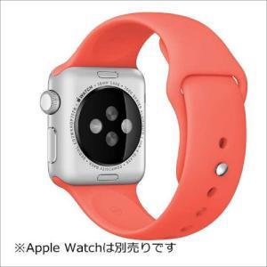 MM7W2FEA Apple 純正 アップルウォッチ Apple Watch 交換用 スポーツバンド 38mm アプリコット MM7W2FE/A|mnet