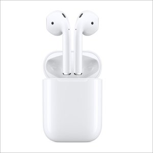 MMEF2JA APPLE AirPods Bluetoothワイヤレスイヤホン MMEF2J/A|mnet