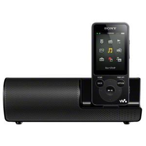 NWE083KBM SONY ウォークマン Eシリーズ 4GB スピーカー付 ブラック NW-E083K/B|mnet