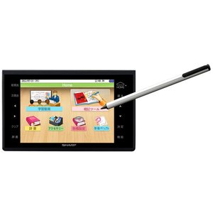 PWGX500 SHARP 受験学習に特化したタッチペン付きモバイル学習ツール PW-GX500|mnet