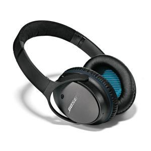 QUIETCOMFORT25BK Bose ノイズキャンセリング機能搭載 ヘッドホン Apple対応 ブラック QuietComfort 25 Black|mnet