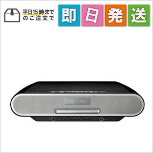 SCRS55K パナソニック ミニコンポ ハイレゾ音源対応 ワイドFM対応/Bluetooth対応 ブラック SC-RS55-K|mnet