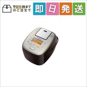 SRPA107T Panasonic 5.5合 炊飯器 圧力IH おどり炊き ブラウン SR-PA107-T|mnet