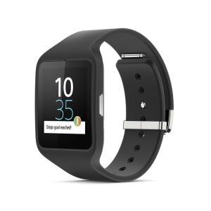 SWR50B ソニーモバイルコミュニケーションズ SmartWatch 3 [ブラック] 腕時計型スマートウェア SWR50 mnet