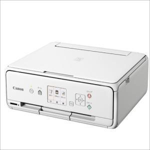 TS5030WH Canon インクジェットプリンター複合機 ホワイト TS5030 WH|mnet