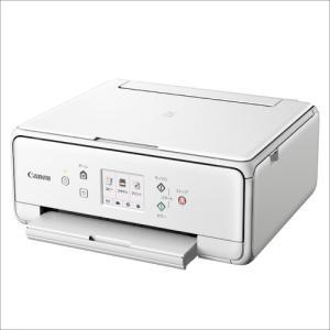 TS6130WH キヤノン インクジェット複合機TS6130 WHITE PIXUSTS6130WH|mnet