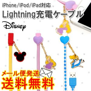 iPhone Lightning 充電 ケーブル ディズニー...