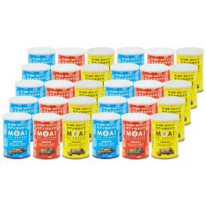 非常食 5年保存 乾パン 防災食品 モアイのカケラ ラスク 3種×10缶 100g 缶パン 保存食 カンパン|moai-store