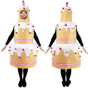 コスプレ衣装 女性 レディース コスチューム ビッグケーキちゃん 4560320852810 mobadepa