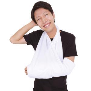 ハロウィン コスプレ グッズ 衣装 男性 女性 病人 骨折 仮装 コスチューム 仮病ギブスセット mobadepa