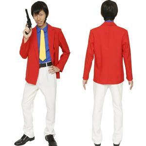 コスプレ 衣装 大人 男性 大泥棒シリーズ 大泥棒 4560320862925   赤いジャケットの...