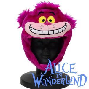 ディズニー キャラクター 着ぐるみCAP 不思議の国のアリス チシャ猫 コスプレ グッズ キャラクター RBJ-065|mobadepa