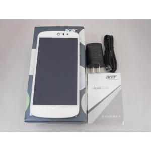 ■商品名 acer Liquid Z530   ■カラー ホワイト  ■IMEI 352791070...