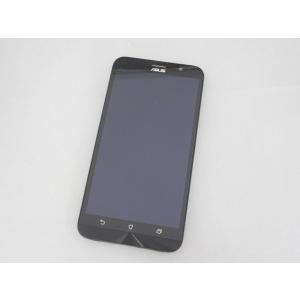 SIMフリースマートフォン ASUS Zenfone Go ブラック 中古品 本体 送料無料
