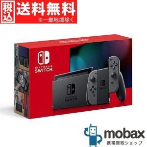 ◆キャンペーン※訳あり【新品未使用】 2019年版 Nintendo Switch Joy-Con(L)/(R) グレー HAD-S-KAAAA ニンテンドースイッチ mobax