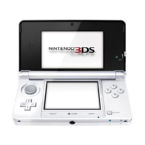 ★キャンペーン中★【新品未使用】 任天堂 ニンテンドー 3DS アイスホワイト|mobax