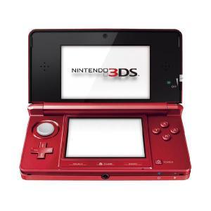 ★キャンペーン中★【新品未使用】 任天堂 ニンテンドー 3DS フレアレッド|mobax
