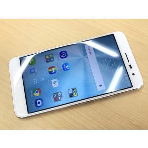 ◆キャンペーン《香港版SIMフリー》日本語対応 ASUS ZenFone 3 ZE520KL [パールホワイト] 白ロム /中古/美品 mobax