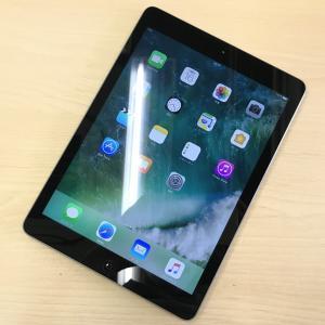 ◆キャンペーン「中古」Apple iPad Air Wi-Fi 128GB/スペースグレイ ME898J/A 本体のみ mobax