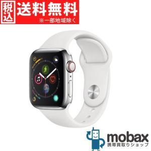 5%還元対象◆【新品未開封品(未使用)】Apple Watch Series 4 40mm GPS ...