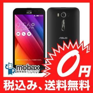 ◆キャンペーン《SIMフリー》【新品未開封品(未使用)】ASUS Zenfone 2 Laser ZE500KL-BK16[ブラック]白ロム mobax