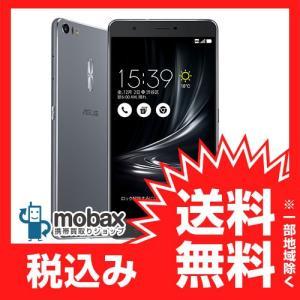 ★キャンペーン中★《国内版SIMフリー》【新品未開封品(未使用)】ASUS ZenFone 3 Ultra ZU680KL [グレー] 白ロム ZU680KL-GY32S4 mobax