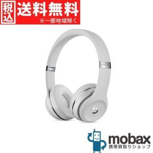 キャンペーン◆【新品未開封品(未使用)】beats solo 3 wireless beats by dr.dre MUH52PA/A [サテンシルバー]|mobax