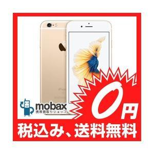 ★キャンペーン中★※〇判定【新品未使用】docomo版 iPhone 6s 16GB[ゴールド]白ロム Apple 4.7インチ|mobax