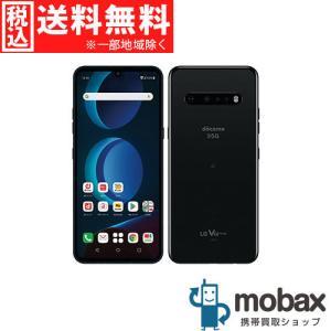 ◆キャンペーン《SIMロック解除済》※判定〇【新品未使用】 docomo LG V60 ThinQ 5G L-51A [ザ ブラック] 白ロム(SIMフリー)|mobax