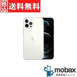 ◆キャンペーン《国内版SIMフリー》【新品未使用(開封済)】 iPhone 12 Pro Max 512GB [シルバー] MGD43J/A 白ロム Apple 6.7インチ|mobax
