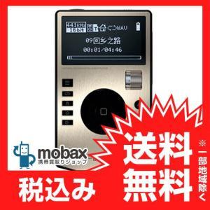 ◆キャンペーン【新品未開封品(未使用)】 FLANG V5 GD [ゴールド] デジタルオーディオプレーヤー ファンゴ mobax