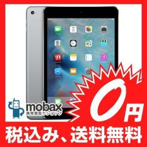 ★キャンペーン中★【新品未開封品(未使用)】iPad mini 4 Wi-Fi 64GB[スペースグレイ]第4世代 Apple