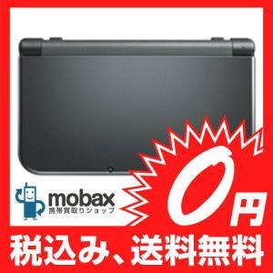 ★キャンペーン中★【新品未使用】 ニンテンドー NEW 3DS LL メタリックブラック(RED-S-VAAA)|mobax