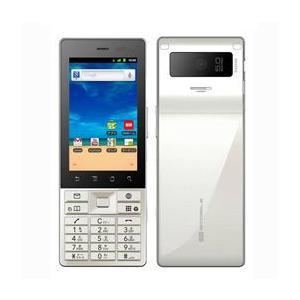 ◆キャンペーンSIMフリー【白ロム】EMOBILE smart bar(S42HW) ホワイト【新品未使用品】|mobax